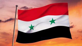 シリア国旗